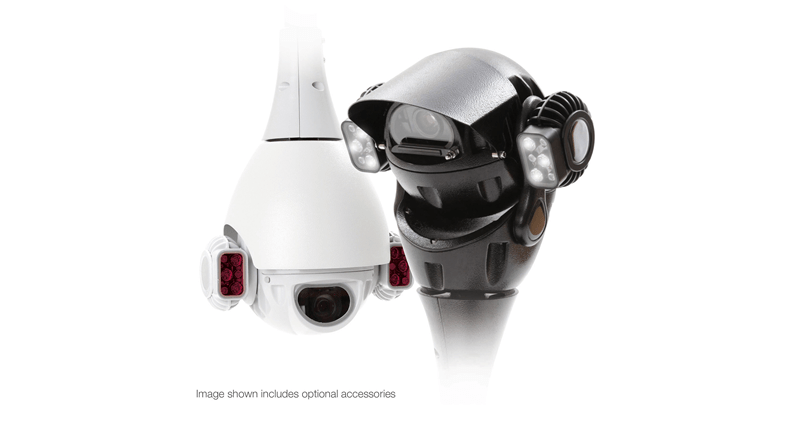 Redvision's new rugged dome shines in demanding lighting conditions