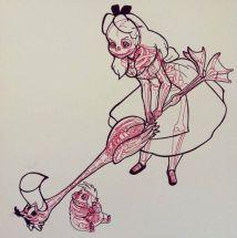 desenho cartoon  Raio X dos Cartoons ≈ A arte de Chris Panda