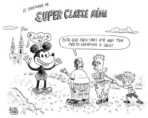 As viagens à Disney e a construção do querer