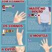 Guia prático para você não cometer gafes e ofender pessoas com gestos, ao redor do mundo