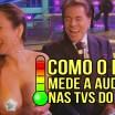 Como o IBOPE mede a audiência na TV aqui no Brasil