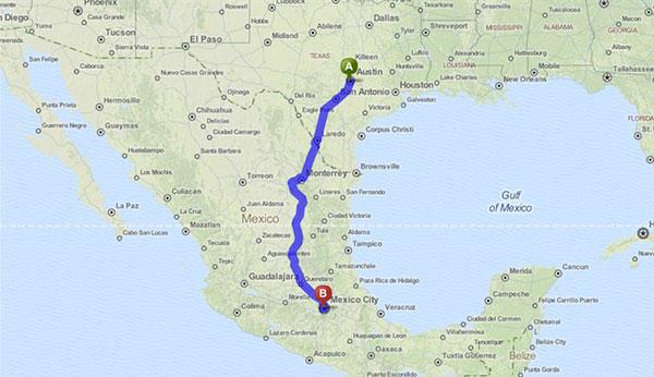 A incrível história do americano que viajou até ao México para se matar, mas mudou de ideia após dias regado a cocaína, álcool e prostitutas
