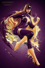 Splash Heroes   As fantásticas heroínas de Jaroslav Wieczorkiewicz