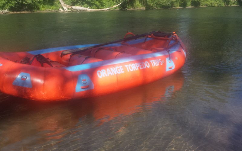 Rogue River White Water Rafting