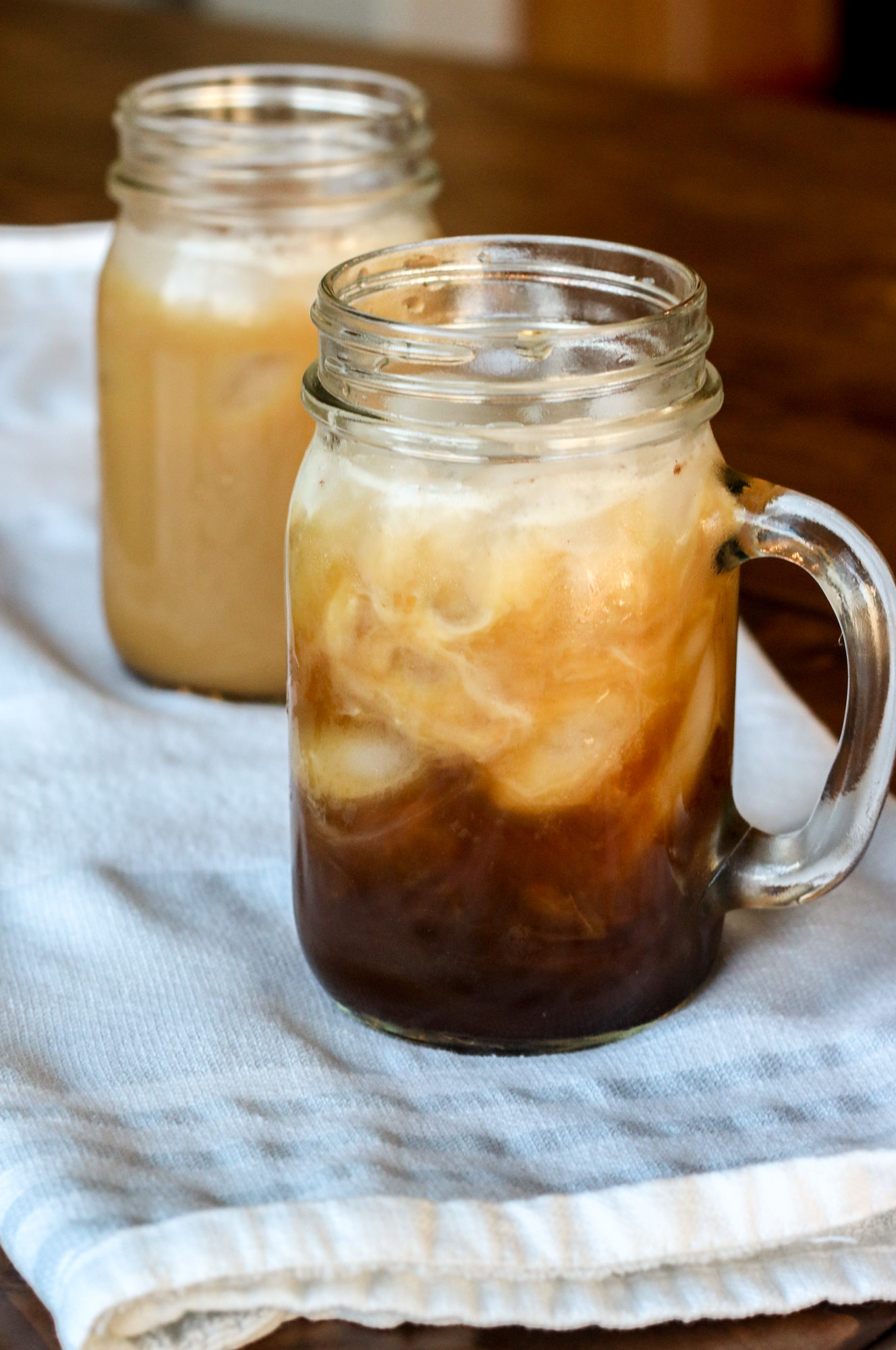 Mexican Cold Brew Coffee