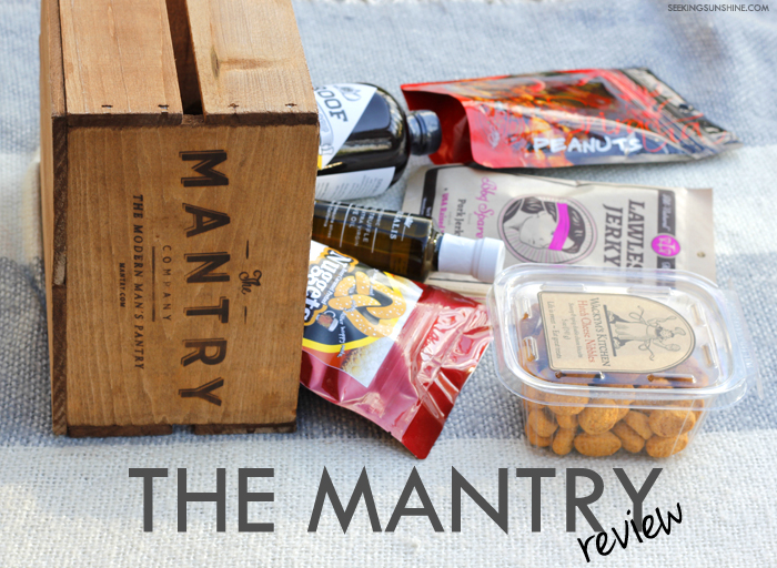 the mantry review