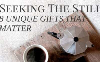 Gift Guide: 8 Unique Gifts That Matter