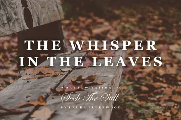 The Whisper in the Leaves