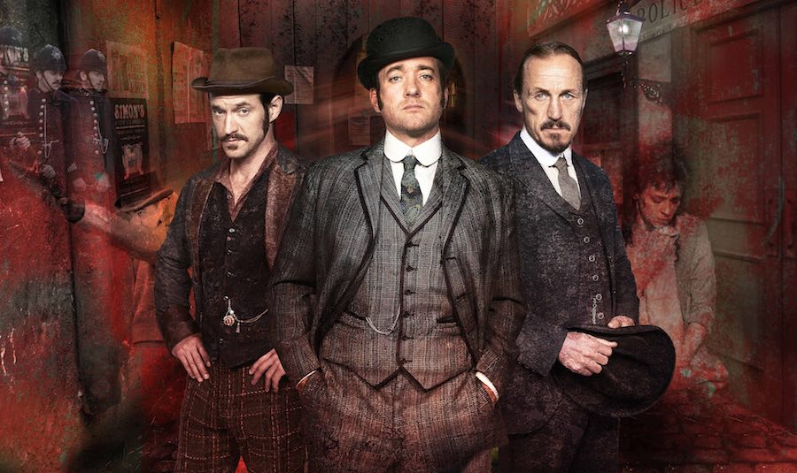 Amazon Secures Exclusive Rights To Critically Acclaimed British Drama Ripper Street For Amazon Prime Instant Video
