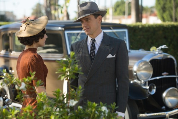 The Last Tycoon is adapted from F. Scott Fitzgerald's novel