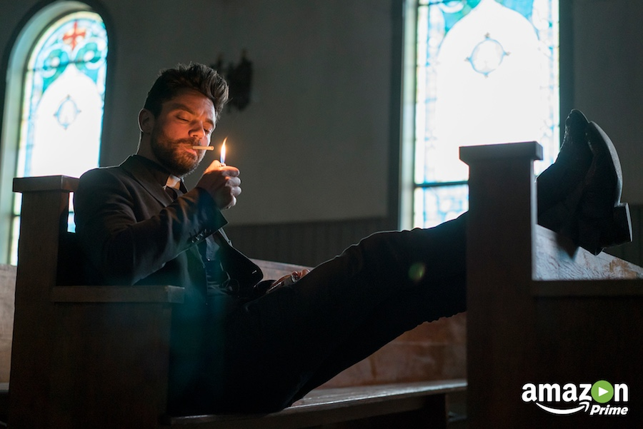 Why isn't Preacher on BT's AMC channel?