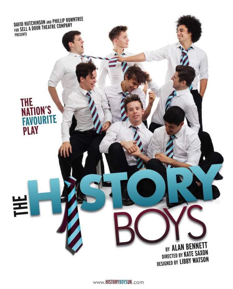 The-History-Boys-Artwork