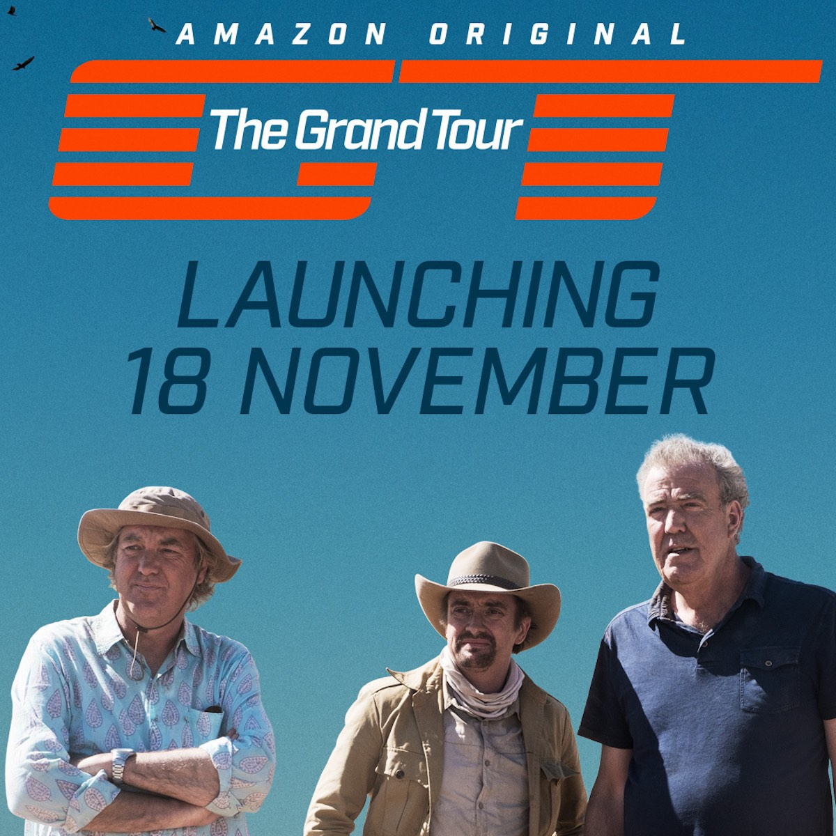 The Grand Tour Starts In November