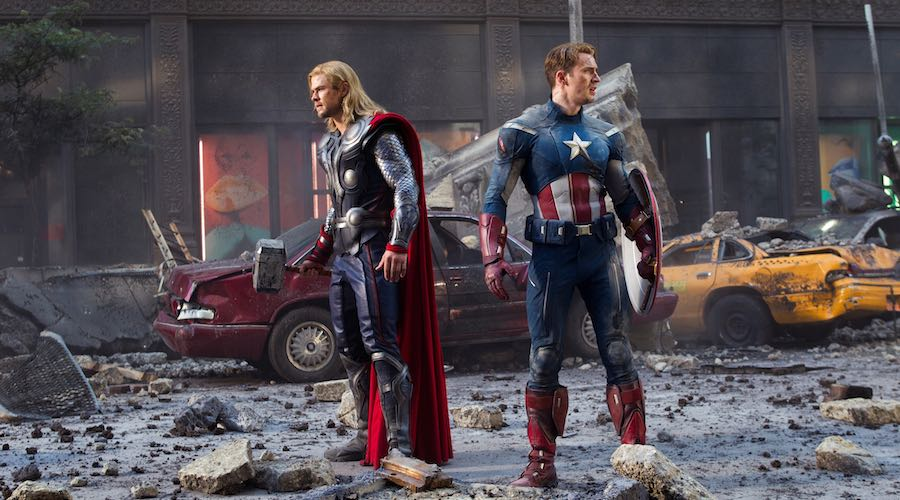 The deal will cover key franchises such as Marvel's Avengers. Image: Marvel