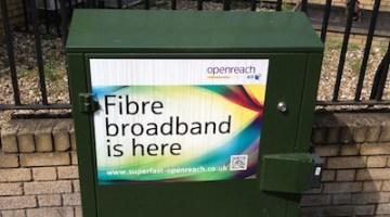 The new service will bypass BT's Openreach network.
