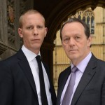 Kevin Whately and Laurence Fox will return for an 9th series of Lewis. Photo: ITV