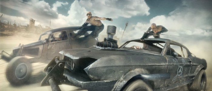Warner Bros. releases new Mad Max video game trailer