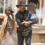 Denzel Washington stars in Columbia Pictures' THE MAGNIFICENT SEVEN.