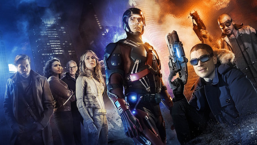 DC'S LEGENDS OF TOMORROW and all related characters and elements are trademarks of and © 2016 DC Comics. © 2016 Warner Bros. Entertainment Inc. All rights reserved.