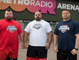 Ultimate Strongman is coming to Dave this December