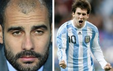 Argentina Dream Team | Guardiola and Messi