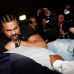 David Haye Comes out of Hiding and Explains his Actions