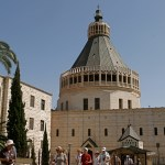 Church of the Annunciation in Nazareth (Tom Callinan / Seetheholyland.net)