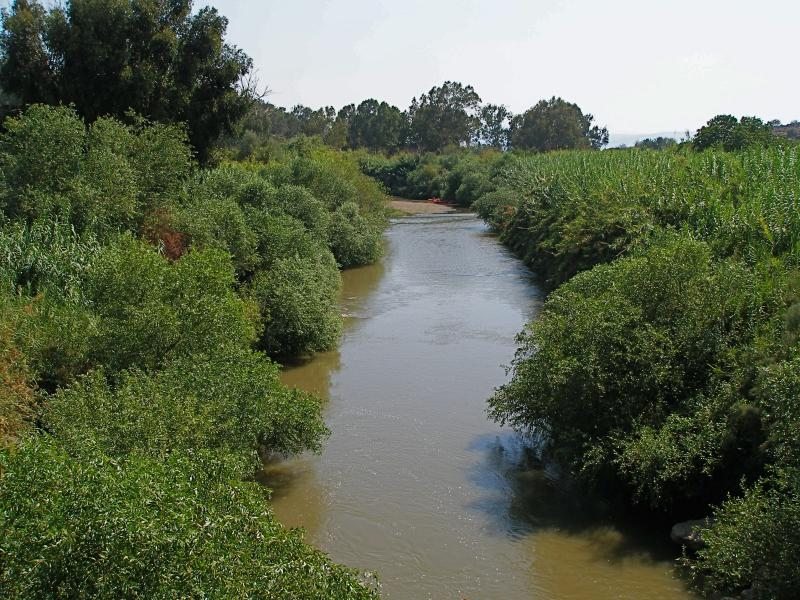 Jordan River « See The Holy Land