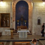 Chapel of the Apparition of Jesus to his Mother (Seetheholyland.net)