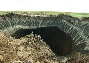 Cratere in Siberia: per gli scienziati fenomeno naturale