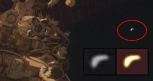Cosa passa vicino la ISS