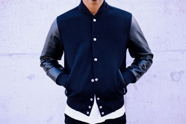 MKI Black   Fall Winter 2012 Leather Outerwear Collection