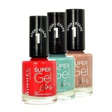 Lak na nechty Rimmel London Super Gel By Kate