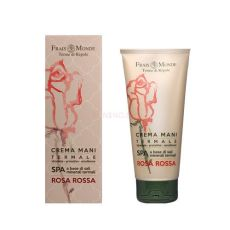 krém na ruky Frais Monde Red Rose Hand Cream