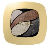 L´Oreal Paris Color Riche Quad Eye Shadows, odtieň E1 Beige Trench od Elnino.sk