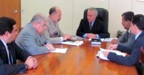 Reunião autorização curso de Medicina FASB