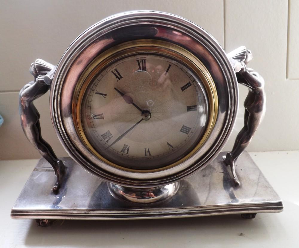 Fullsize Of Art Deco Clock