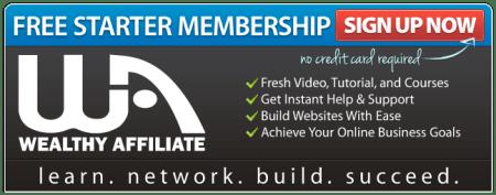 wealthy affiliate starter