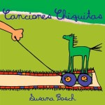 Tapa CD Canciones  chiquitas Susana Bosch