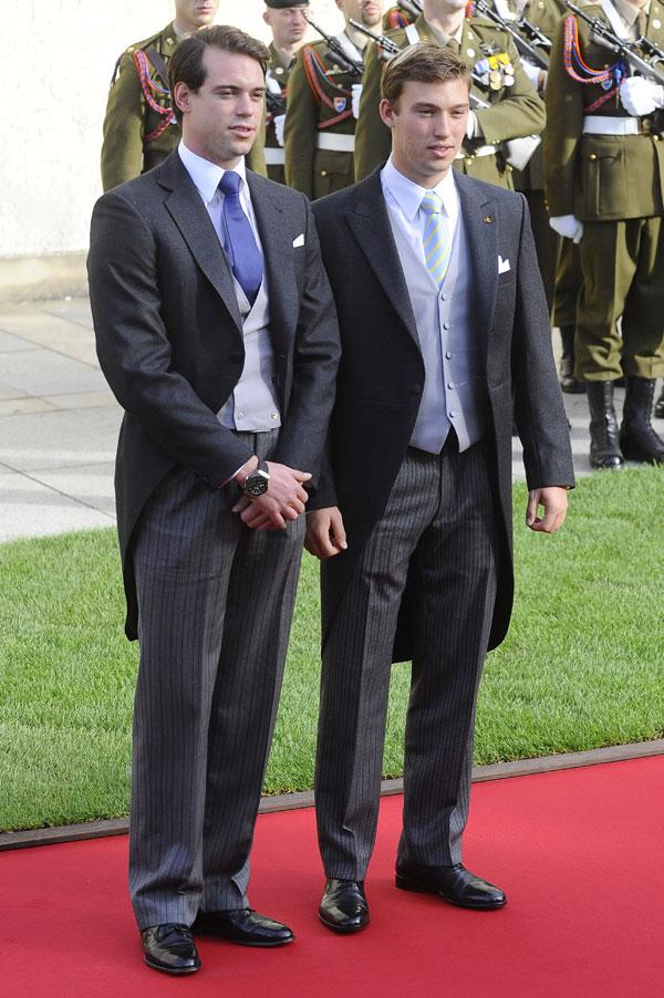 Félix y Sebastián de Luxemburgo