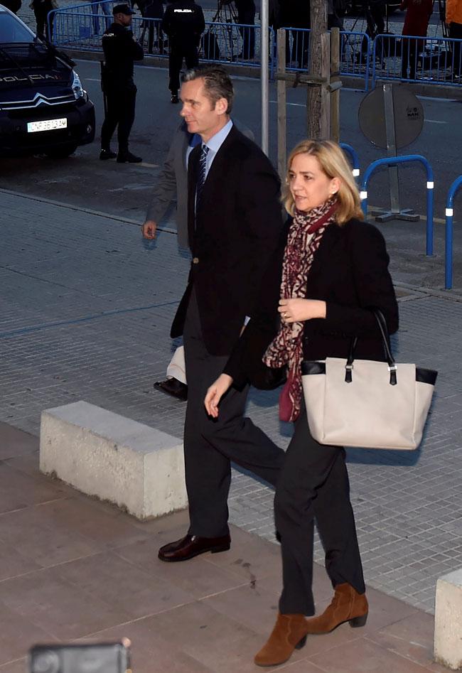 Адвокат испанской инфанты Кристины требует снять с нее обвинения