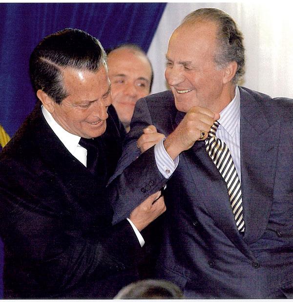 Adolfo Suárez y su estrecha relación con el rey Juan Carlos
