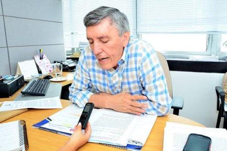 Procurador regional Tolima al servicio de las multinacionales mineras