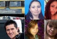 Las víctimas fatales de la agresión policial.