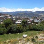 Barrio de Usme conformado en su mayor parte por desplazados. Foto Redacción Bogotá.