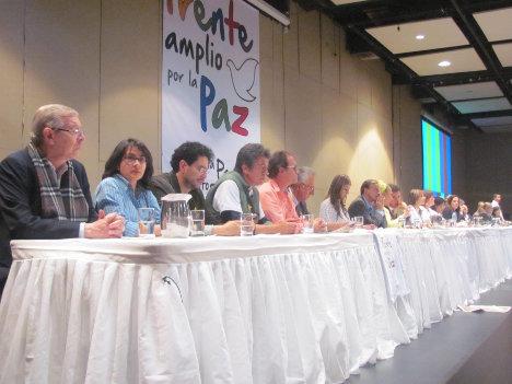 Reunión Nacional del Frente Amplio: Una ruta de encuentro