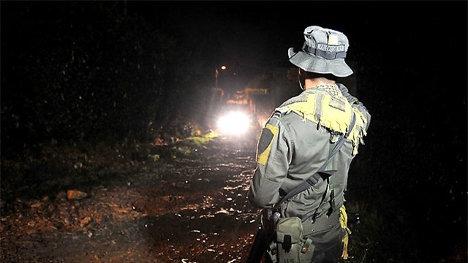 Detienen a un policía implicado en la masacre de ocho personas en Cali