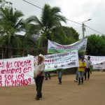 Marcha campesina - Mucapop 1