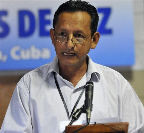 FARC reclama por