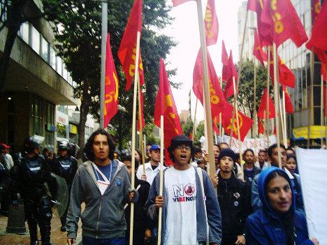15 Congreso de la Juventud Comunista Colombiana, en la recta final